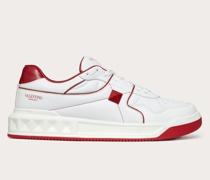 VALENTINO GARAVANI Low-top-sneakers One Stud aus Nappaleder