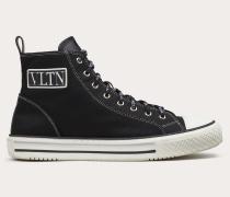 VALENTINO GARAVANI Hightop-sneakers Giggies aus StoffGewebefasern %, Various Materials 20%