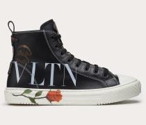 VALENTINO GARAVANI Hightop-sneakers Giggies in Kollaboration mit Emilio Villalba