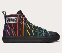 VALENTINO GARAVANI High-top-sneakers Giggies Vltn Times aus Textil