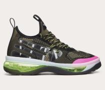 Sneakers Vltn Cloud aus Camouflage-jacquard und Gummi