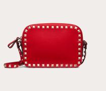 VALENTINO GARAVANI Kleine Crossbody Bag Rockstud aus Kalbsleder