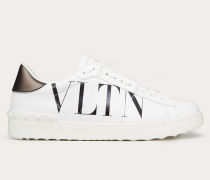 VALENTINO GARAVANI Offene Sneakers mit Vltn-print