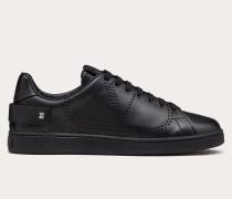 VALENTINO Sneakers Backnet aus Kalbsleder