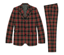 Anzug Heritage mit Schottenkaro