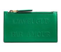 Kartenetui mit L'Aveugle Par Amour-Prägung