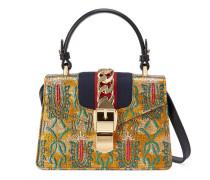 Sylvie Mini-Tasche aus Brokat