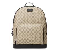 GG Supreme canvas rucksack