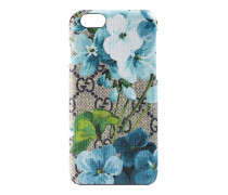 iPhone 6-Etui mit GG und Blumen