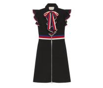 Kleid aus Stretch-Jersey mit Sylvie Webstreifen