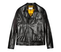 GucciGhost Biker-Jacke aus Leder