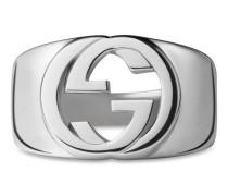 Ring mit GG aus Silber