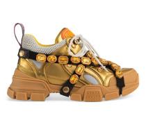 Flashtrek Damen-Sneaker mit Kristallen