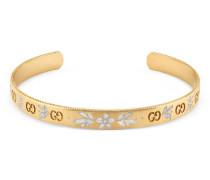 Icon Armband aus Gelbgold