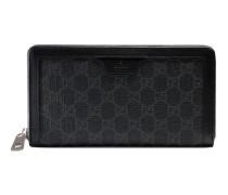 Brieftasche mit Rundumreißverschluss GG Supreme
