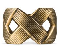 Ring mit Überkreuz-Design