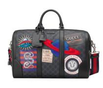 Night Courrier Reisetasche aus weichem GG Supreme