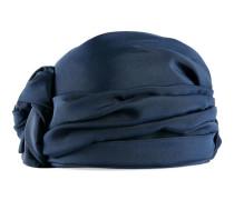 Mütze aus Seide und Wolle