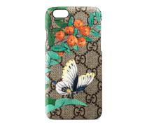 iPhone 6-Etui aus Kunststoff mit Gucci Tian Print