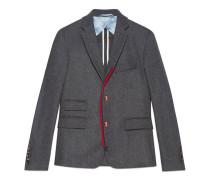 Cambridge Jacke aus Flanell