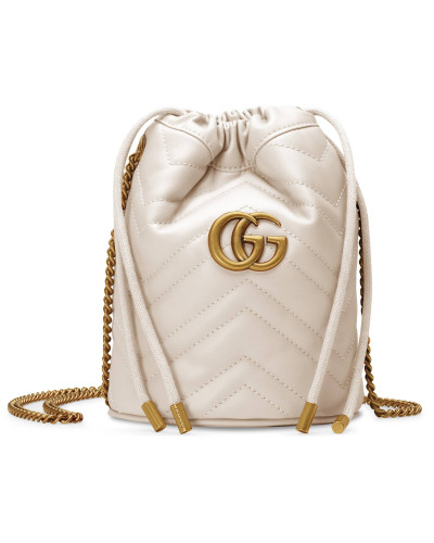 GG Marmont Mini-Bucket Bag