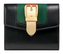 Sylvie Brieftasche aus Leder