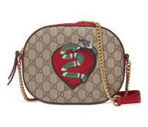 Mini-Tasche aus GG Supreme mit Kette in limitierter Edition