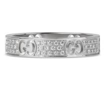 Schmaler Iconstardust Ring
