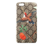 iPhone 6 Plus-Etui aus Kunststoff mit Gucci Tian Print