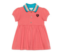 Baby Kleid mit Herz-Patch