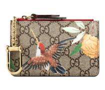 Schlüsseletui mit Gucci Tian Print