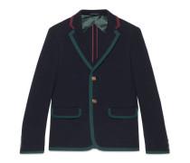 Cambridge Jacke aus strukturiertem Jersey