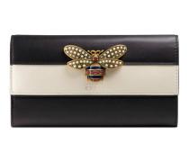 Lange Queen Margeret Brieftasche aus Leder