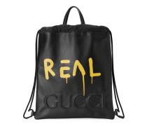 GucciGhost Rucksack mit Zugband