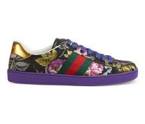 Sneaker Ace aus Jacquard mit Blumenmotiv