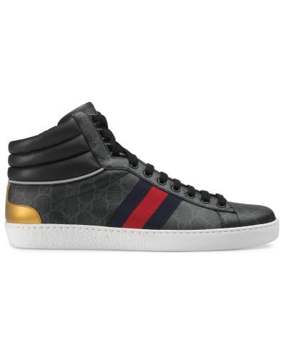 Ace High-Top Herren-Sneaker mit GG