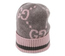 Mütze aus Kaschmirstrick