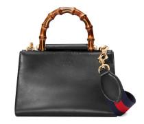 Gucci Nymphaea Mini-Tasche aus Leder