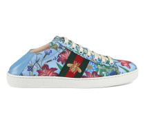 Low-Top-Ace Sneaker mit New Flora-Print