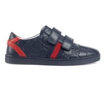 Kinder Sneaker aus Leder