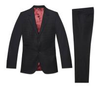 New Marseille Anzug aus Wolle