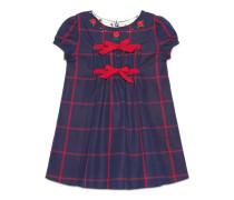 Baby Kleid aus karierter Baumwolle