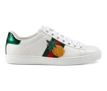 Low-Top-Sneaker Ace mit Stickerei