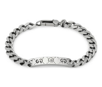 GucciGhost Kettenarmband in Silber
