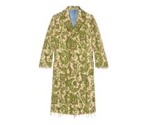 Mantel aus gotischem Gobelingewebe