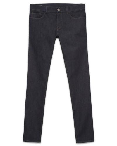 Super eng anliegende Jeans aus Stretch Denim