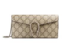 Brieftasche Dionysus aus GG Supreme mit Kette