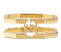 Ring aus Gold mit Running G