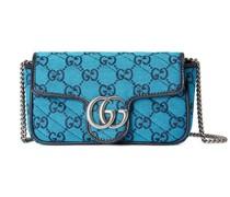 GG Marmont Multicolor Super-Mini-Tasche