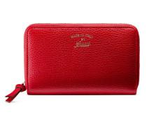 Brieftasche mit Rundumreißverschluss Gucci Swing
